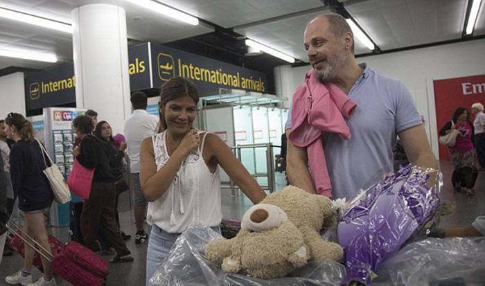 Элли пришлось провести почти месяц под стражей в Дубае вместо запланированных пяти дней отпуска.