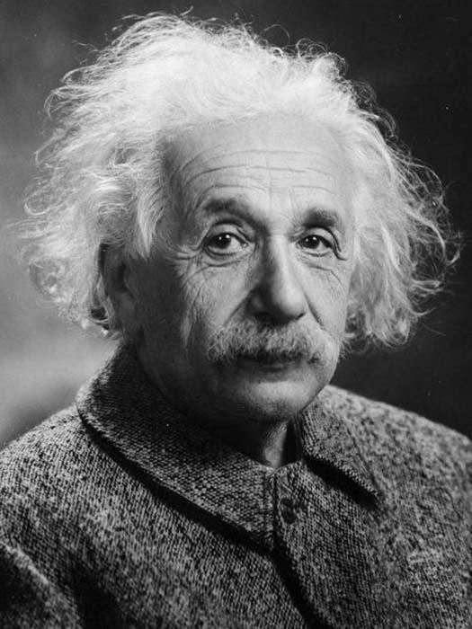 Эйнштейн в 1947 году.