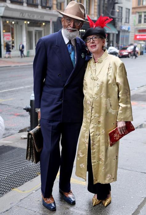Билл и Ева. Фото: Ari Seth Cohen.