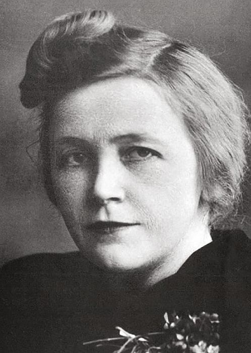 Эльфрида Шольц.