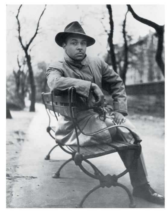 Ральф Эллисон, Нью-Йорк, США, 1948г.