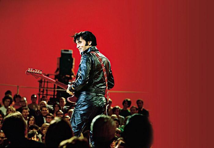 1968 год, концерт Элвиса Comeback Special на канале NBC.