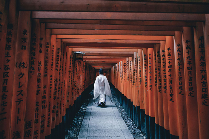 Фотографии из Японии Takashi Yasui.