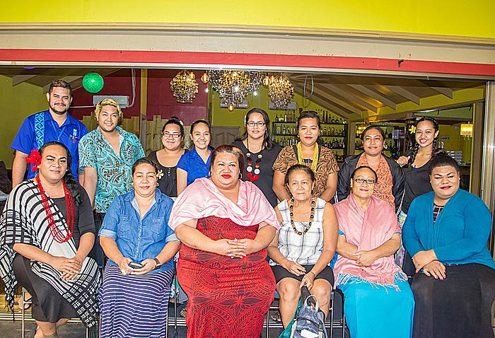 Ассоциация фаафафине на Самоа.
