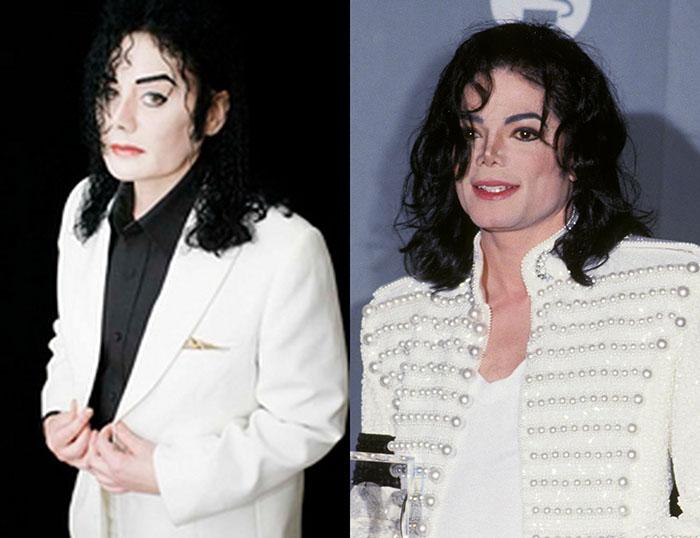 Mikki Jay: Michael Jackson.