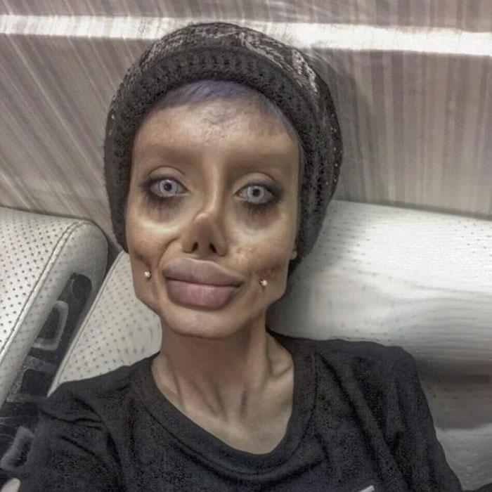 19-летняя Сахар Табар.