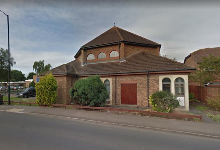 Церковь, в которую регулярно ходит Тереза.
