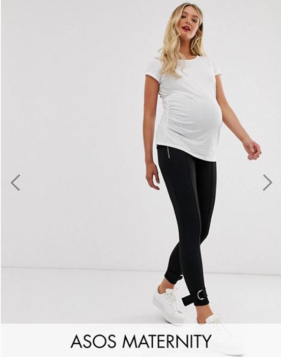 Сильвия предлагает магазинам указывать на сайте то, что модели не являются беременными.