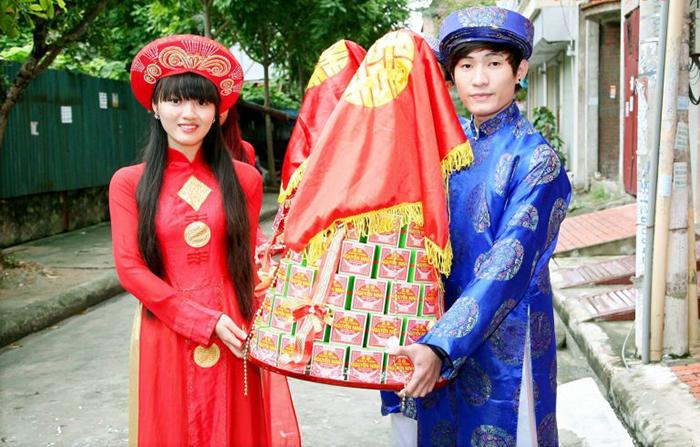 Вьетнамские свадьбы.