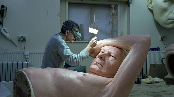 Реалистичные скульптуры Рона Муэка.
