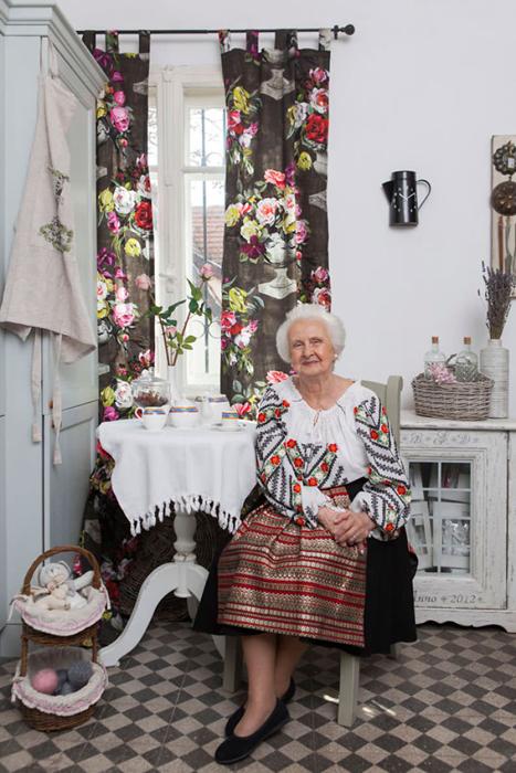 Пожилые модели. Фото: Eli Driu.