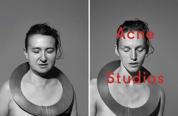 Acne Studios - шведский дом моды, специализирующийся на повседневной одежде.