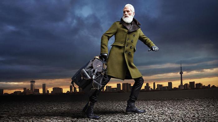 Paul Mason уже более 30 лет работает в модельном бизнесе.