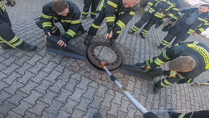 Спасательная операция.