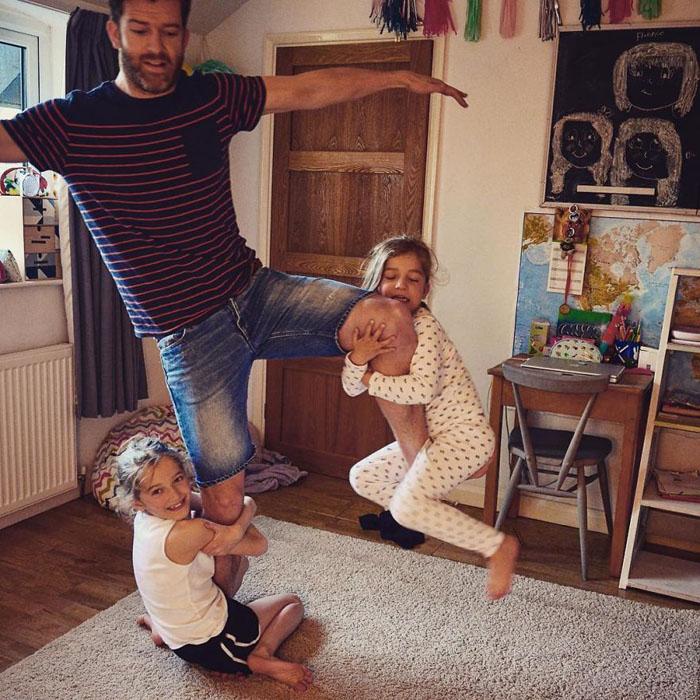 Новые туфли. Instagram father_of_daughters.