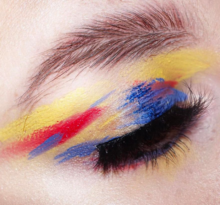 #featherbrows. Фото: Kacy Wilkins.