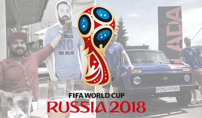 Добрые истории с ЧМ-2018.