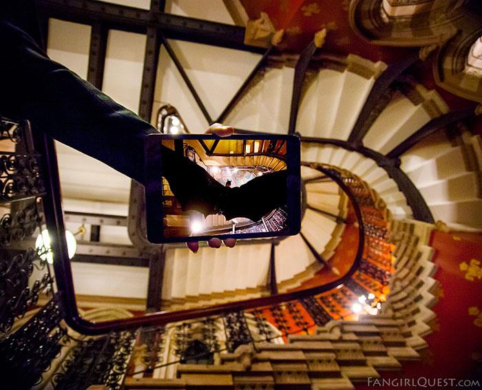 Отель Сант-Панкрас, Лондон, Англия.