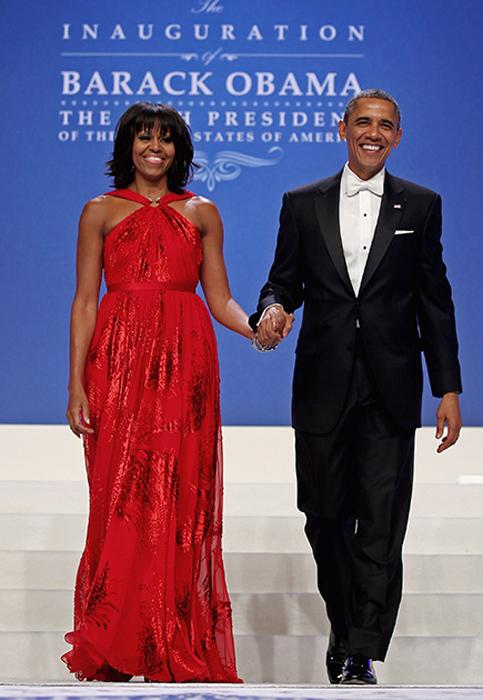 Мишель Обама. 2013 год