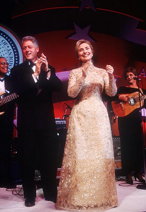 Хиллари Клинтон. 1997 год.