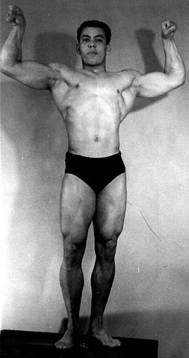 Тед Поллард в 1960-х.