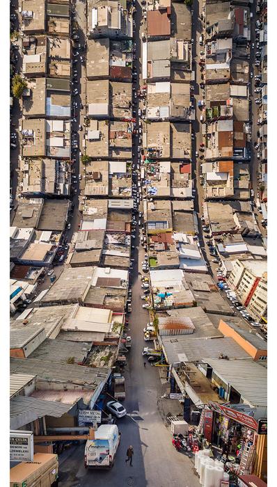 Базар в столице Турции. Автор фото: Aydin Buyuktas.