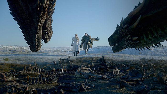В преддверии последнего сезона сериала фанатам предложили пройти квест.