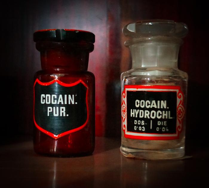 Кокаин как лекарство.