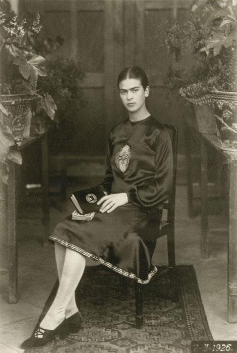 Фриде 18 лет, 1926г.