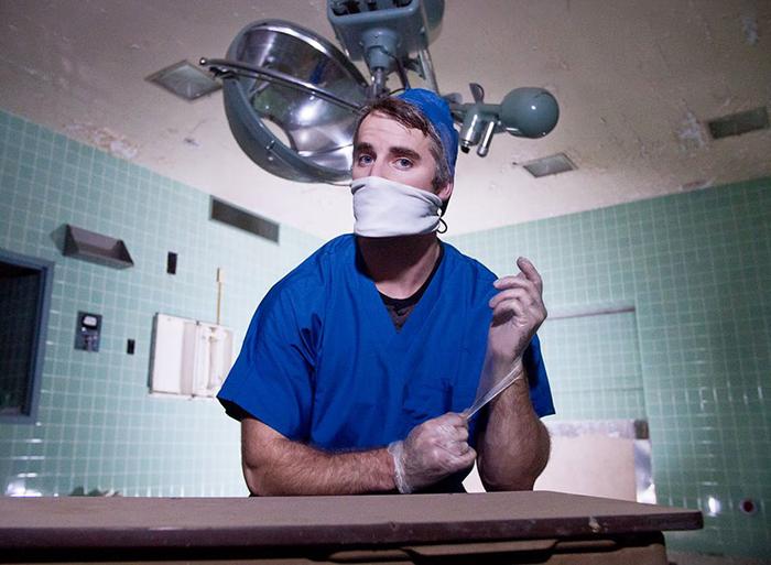 Сегодня я хирург.