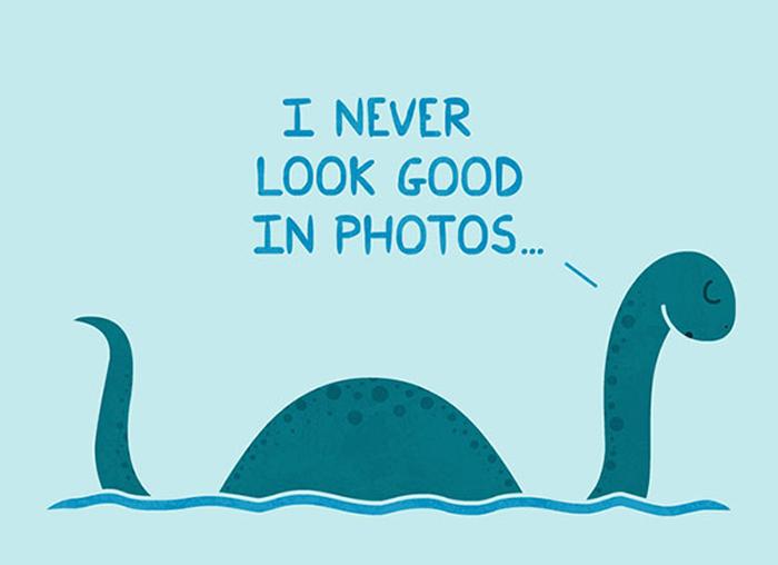 Я плохо получаюсь на фотографиях!