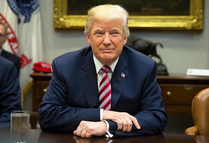 Ноа утверждает, что Президент США Дональд Трамп будет переизбран на второй срок.
