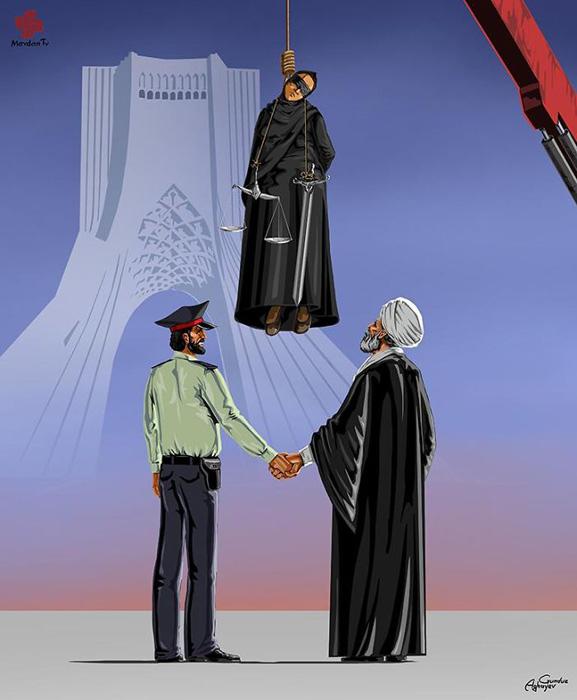 Иран.  Автор: Gunduz Agayev.