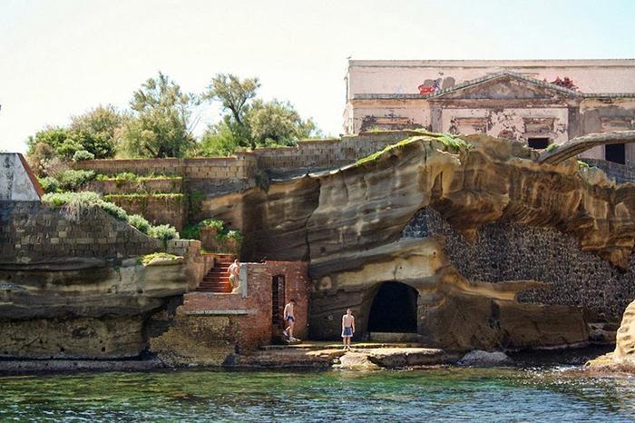 Местные жители предпочитают не посещать острова Гайола из-за их дурной славы.