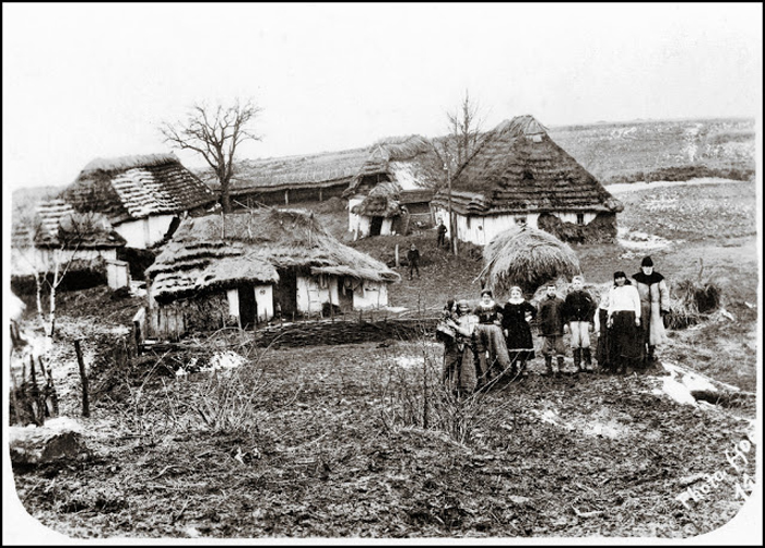 Село в Галиции, ок. 1920г.