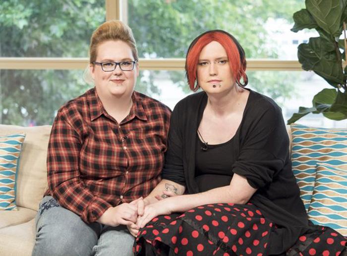 В прошлом году Луис и Никки появились на телевидении и рассказали о своей гендерно-флюидной семье.