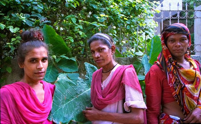 Хиджра - третий пол в восточном обществе.