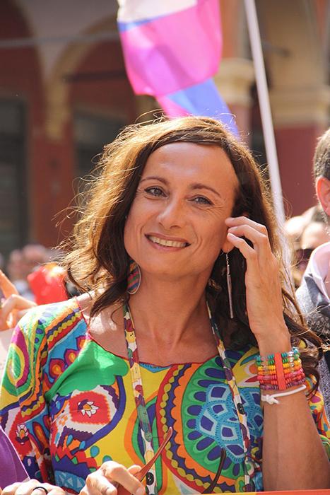 Третий пол в современном западном обществе: политик в Италии Владимир Луксурия.