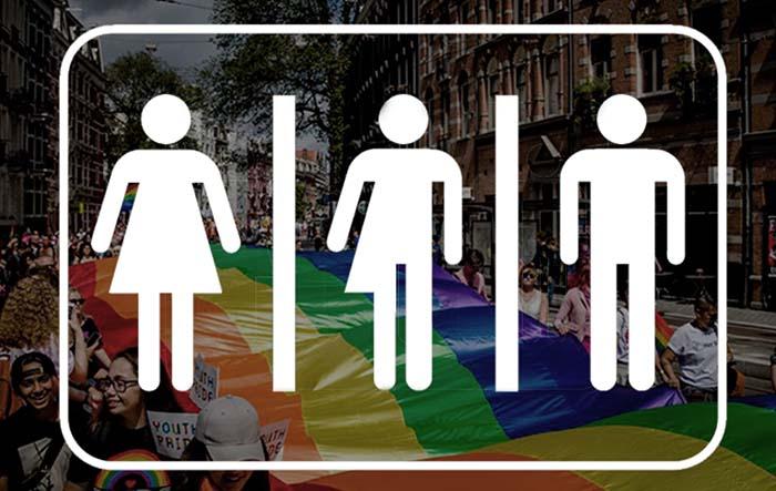 Нидерланды узаконили существование третьего пола.