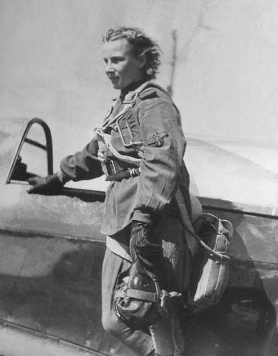 Лидия Литвяк, Герой Советского Союза.