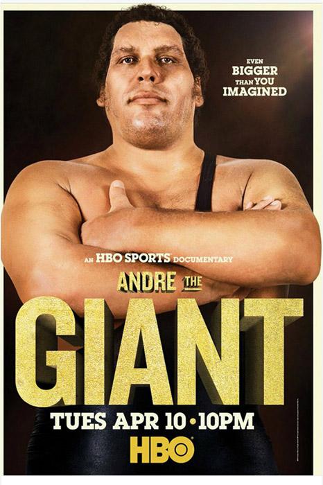 Андре Гигант был ростом 225 см.