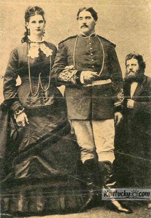 Анна и Мартин Бейтс.
