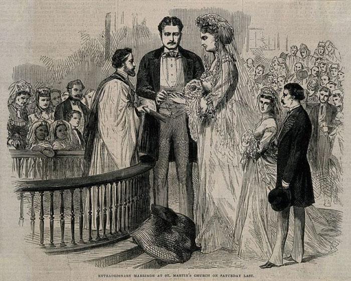 Свадьба Анны и Мартина.