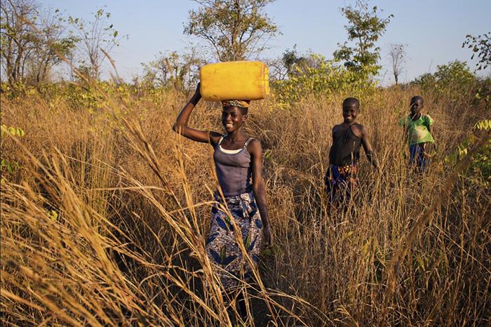 Еще два года назад добыть воду было настоящей проблемой для жителей этой деревни.