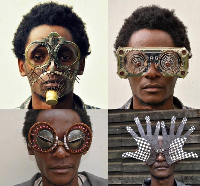 Необычные очки Сируса Кабиру.