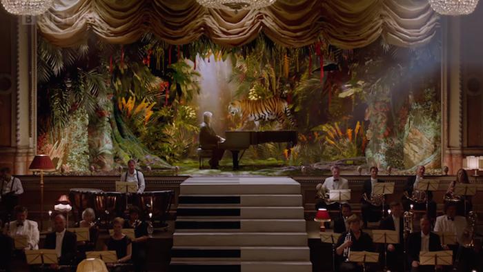Потрясающие образы в музыкальном клипе ВВС.
