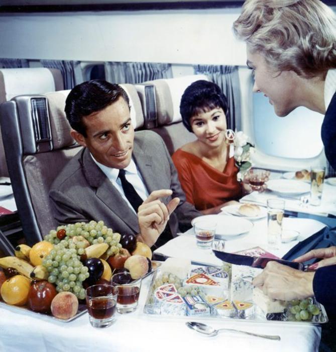 Полеты в 1960-е.