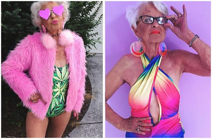 88-летняя Бадди Винкл.