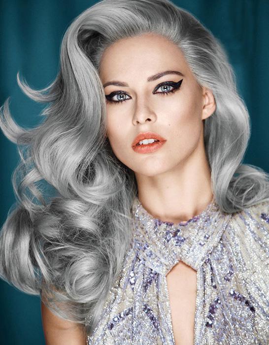 Ухоженным волосам подойдет любой цвет.
