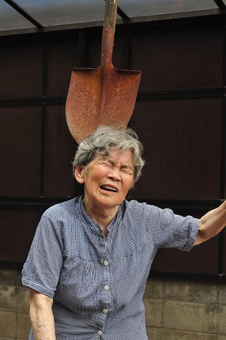 Кимико открыла для себя фотографию только, когда ей было 72 года.